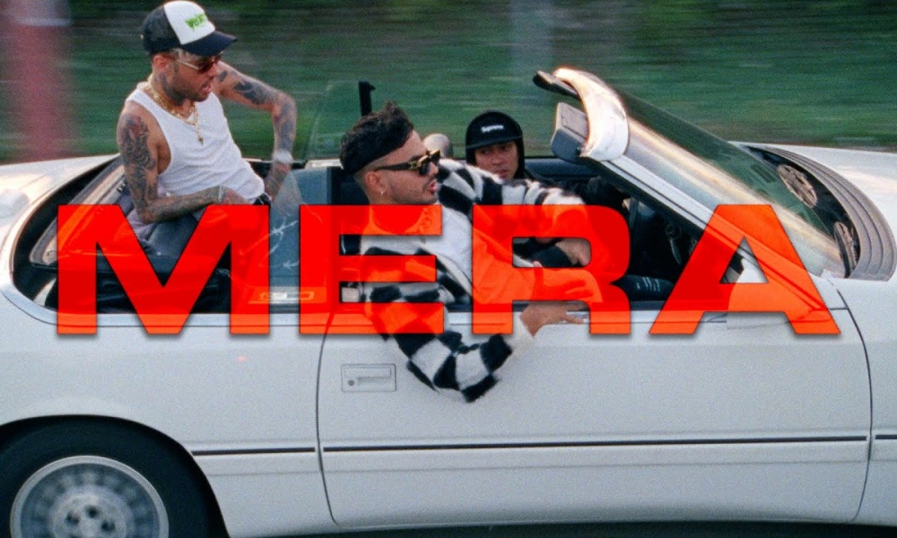 Dalex y Tainy lanzan su nuevo sencillo 'MERA'
